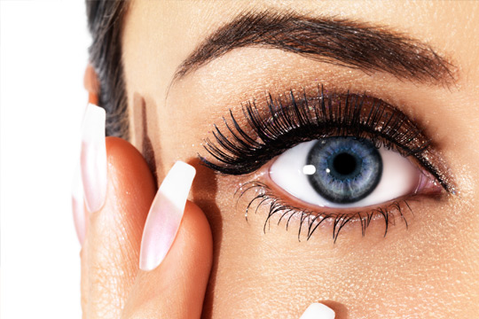 eyelash tinting in bondi junction